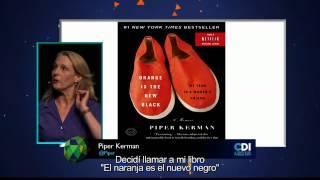 Orange is The New Black? | Piper Kerman | CDI 2015.