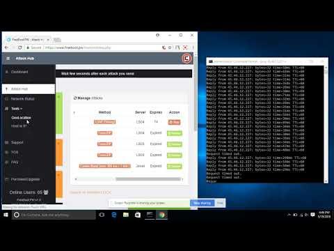 Freeboot pw Free IP Stresser Free IP Booter