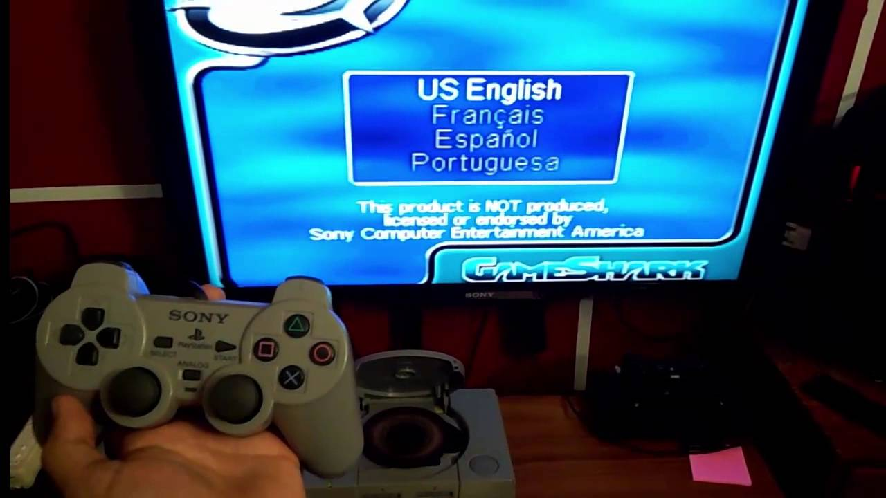 Ps1 Ps2 Slim Play Imports Backups With Gameshark Youtube