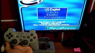 pS1/Ps2 Slim - Play Imports & backups with Gameshark