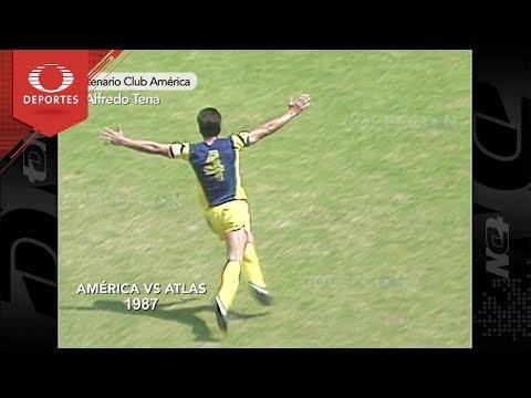 Los 10 mejores goles de Alfredo Tena | Colección Privada | Televisa Deportes