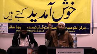 2. Ustaadh Wajid Malik - Remaining Steadfast in Challenging Times Part 2