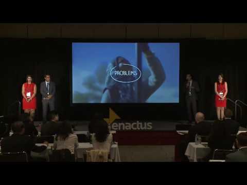 Enactus World Cup 2016 - Opening Round - Tunisia