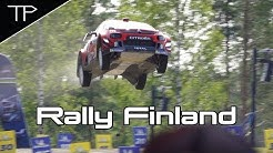 WRC Neste Rally Finland 2019 - Highlights, max attack & big moments