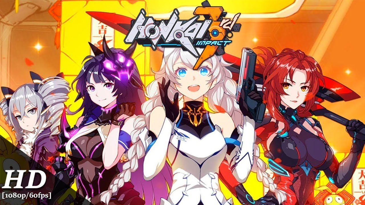 Honkai Impact 3rd (ASIA) 2 7 0 for Android - Download