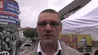 Kandidát do Senátu za obvod č. 39 - Trutnov A.Klepš