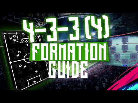 FIFA 19: 4-3-3 (4) FORMATION GUIDE - 433 Offensiv Ist BACK!