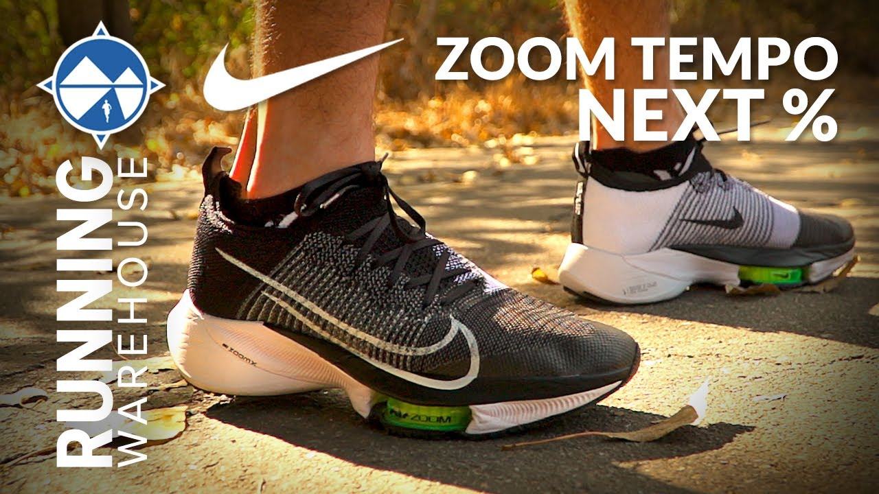 Nike Zoom Tempo Next% Shoe Review   An Alphafly for Training???