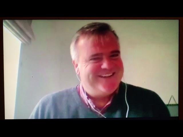 Sheffield Live TV Interview - Matt Findel- Hawkings (02/12/2020)