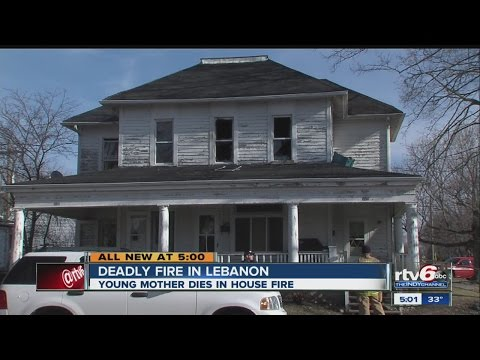 Woman, 29, killed in Lebanon residence fire