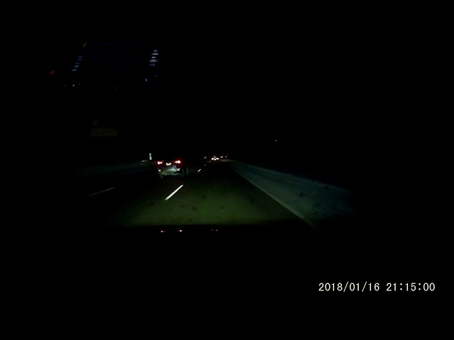 Michigan Meteor Jan 16 2018