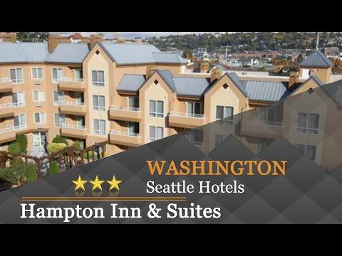 Hampton Inn & Suites Seattle-Downtown - Seattle Hotels, Washington