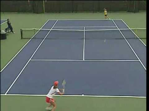 Michigan Women's Tennis - NCAA Tournament Highlights vs ...