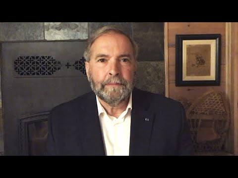 Mulcair: What kind of finance minister can't keep track of his own finances?