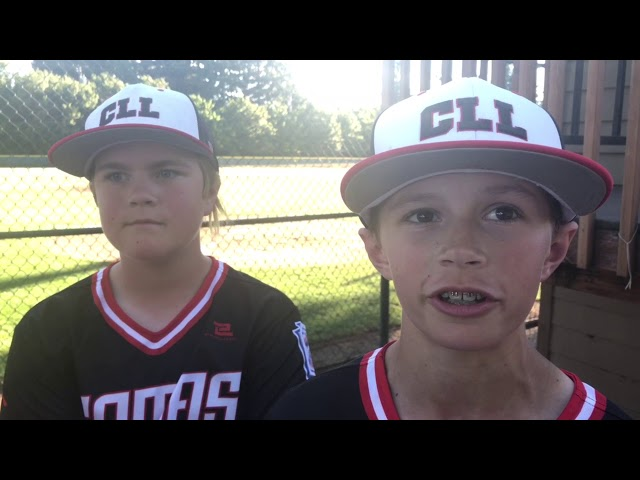 Camas 12U All-Stars Defeat Fort Vancouver LL