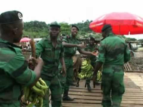 Armée Génie militaire Gabon