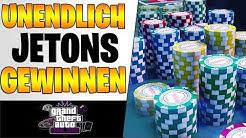 UNENDLICH VIELE JETONS GEWINNEN - GTA ONLINE *SOLO* MONEY GLITCH | Casino DLC Deutsch