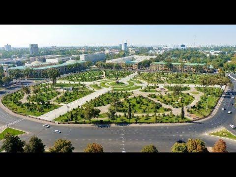 Tashkent: The Capital of Uzbekistan