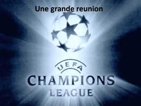 UEFA Champions League Hymne Lyrics
