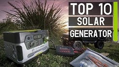 Top 10 Best Portable Solar Power House for Camping & Off Grid Living