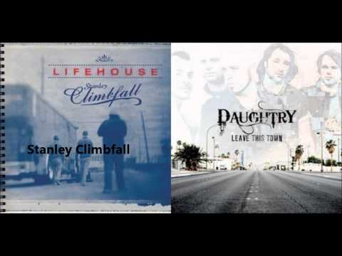 Daughtry and Lifehouse (Second Album: Stanley Climbfall and Leave This Town)