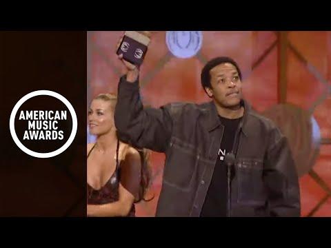 Dr. Dre Wins Favorite Rap/Hip-Hop Artist - AMA 2001