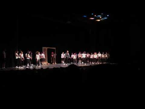 Phi Sigma Sigma, Delta Chi, and Sigma Pi Rho Greek Week 2018 Dance