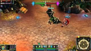(OLD) Commando Galio League of Legends Skin Spotlight