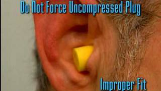 Fitting Foam Earplugs(, 2009-01-15T15:02:16.000Z)