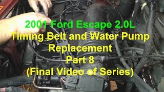 Ford Escape Timing Belt and Water Pump Replacement - Part 8