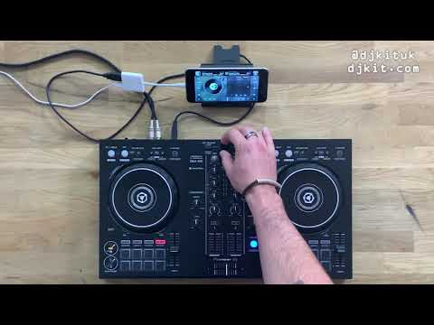 How to play Spotify on the Pioneer DJ DDJ-400 - Full Algoriddim Djay tutorial! #TheRatcave