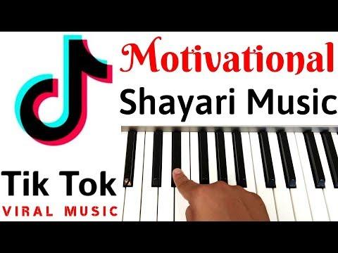 TIK TOK Viral | Motivational Shayari | Background Music | Cover & Tutorial | Download & Use thumbnail
