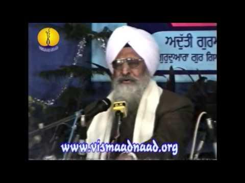 AGSS 2001 - Raag Ramkali : Bhai Avtar Singh Ji Delhi