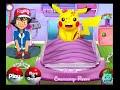 Pokemon Cartoon Game - Pokemon Doctor Games