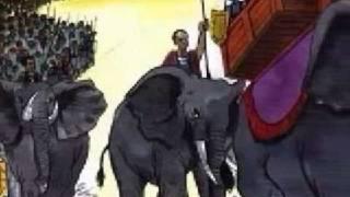 قصة الفيل والكعبة -   افلام كرتون اطفال اسلامية