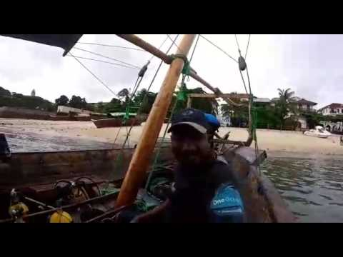 Exploring the Indian Ocean in Zanzibar