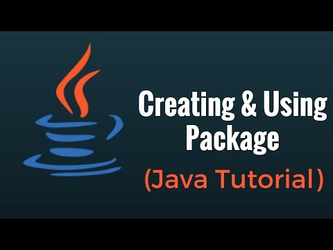 how-to-create-a-package?-java-programming-tutorial