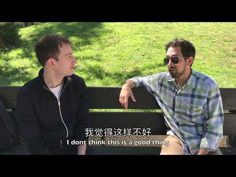 听两个老美讲美国孩子怎样考上哈佛大学,和国内考清华北大有什么不同?