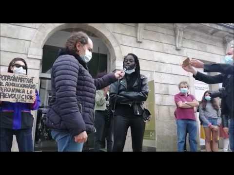 Vigo se suma a las concentraciones Black Lives Matter contra el racismo