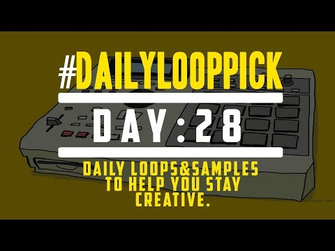 Daily Loop Pick: Day 28 @thebeatmajors