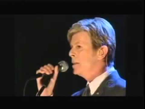 David Bowie's Last performance 2006