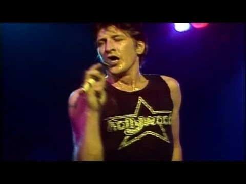Herman Brood & His Wild Romance - Saturday Night - Live At Rockpalast (live video)