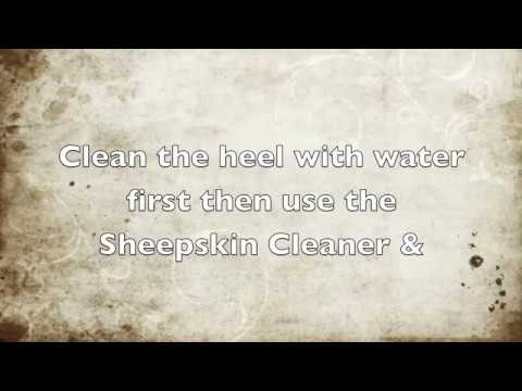 How to Clean UGG Boots (mobile Version)