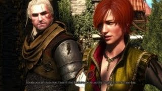 The Witcher 3: Hearts of Stone all cutscenes HD GAME