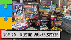 #Top 20 - kleine Würfelspiele (2019)