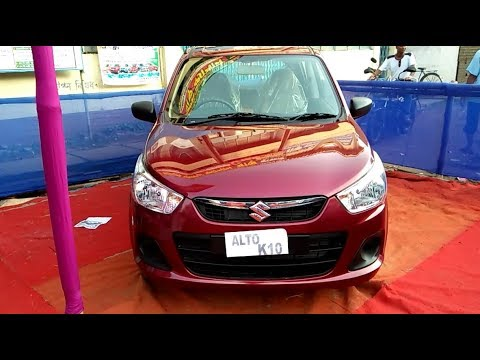 Maruti Suzuki Alto K10 vxi 2019 full detailed REVIEW