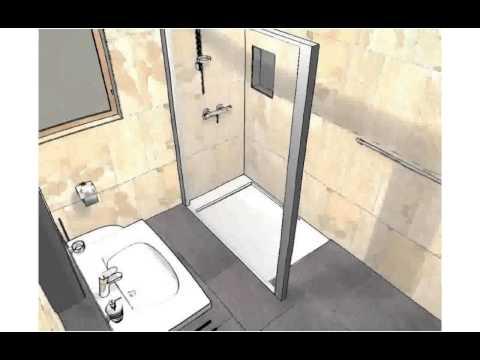 bad ideen f r kleine b der. Black Bedroom Furniture Sets. Home Design Ideas