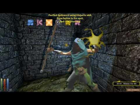 Daggerfall Unity [Warlock] Part 2