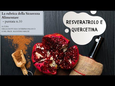 Resveratrolo e Quercetina