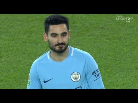 Ilkay Guendogan vs Bristol City